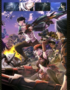 god-eater-anime-visual-Renka-Utsugi-and-Arisa-Iriinchina-Amieera